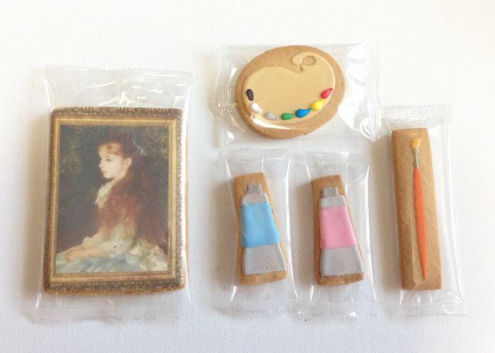 至上の印象派展 ビュールレ・コレクション クッキー