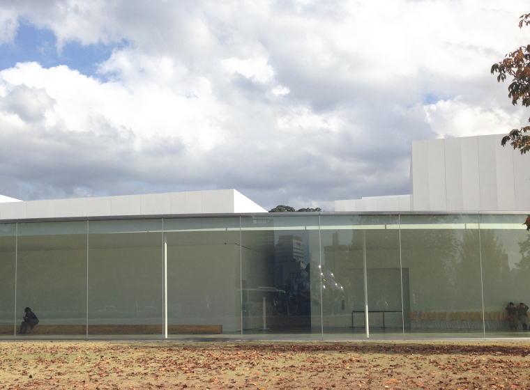 金沢21世紀美術館 交流ゾーン