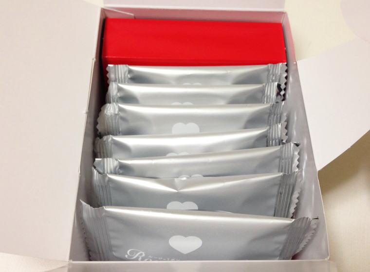 ルージュリボン~赤いくつの物語~ 個包装