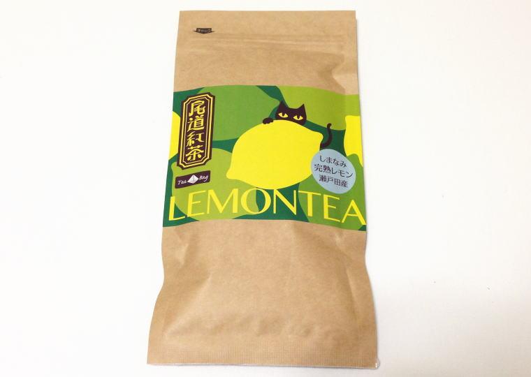 尾道紅茶 LEMON TEA