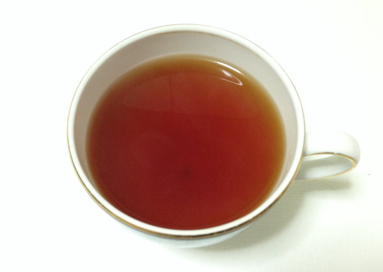 尾道紅茶 LEMON TEA 淹れてみた