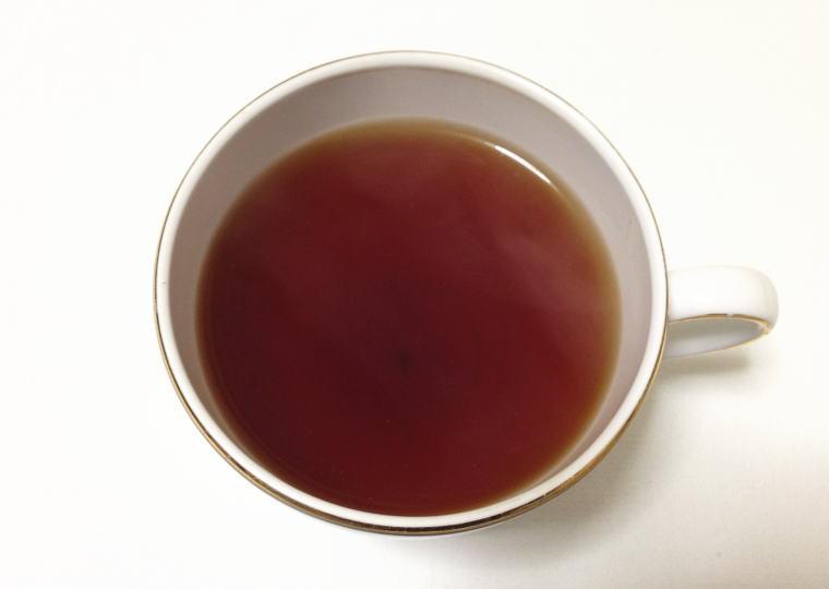 尾道紅茶 八朔Tea 淹れてみた