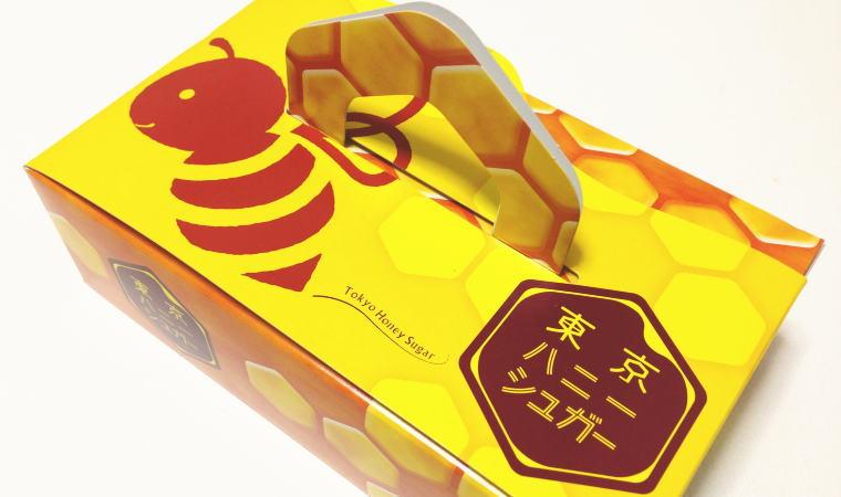 【東京おみやげ】じんわり広がるハチミツ味♪『東京ハニーシュガー』が美味しい~