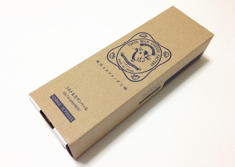 『ソルト&カマンベールクッキー』