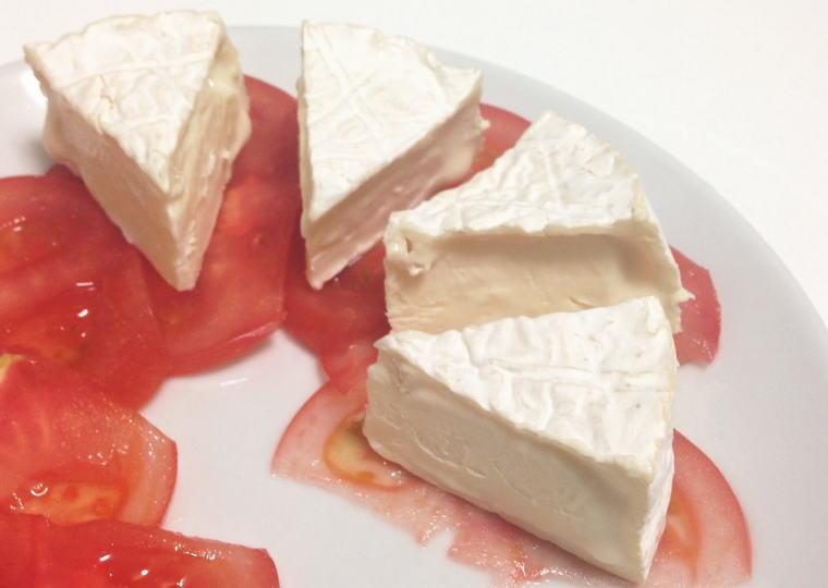 『北海道カマンベールチーズ』 食べてみた