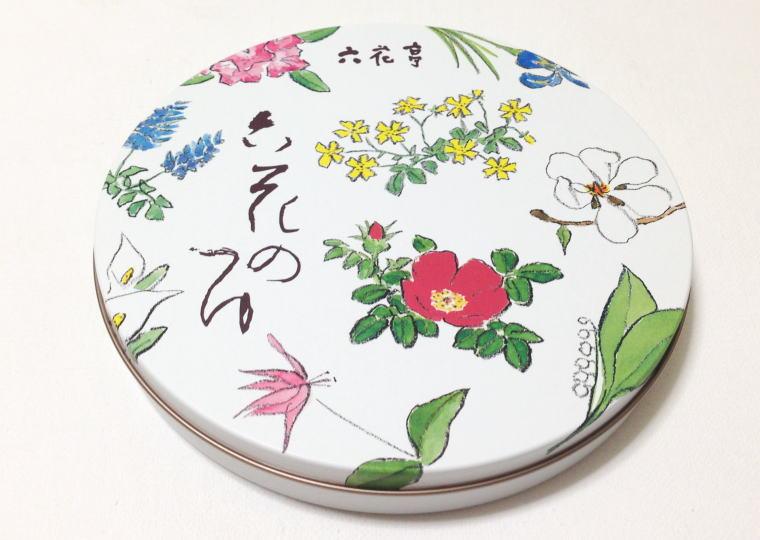 『六花のつゆ』 缶