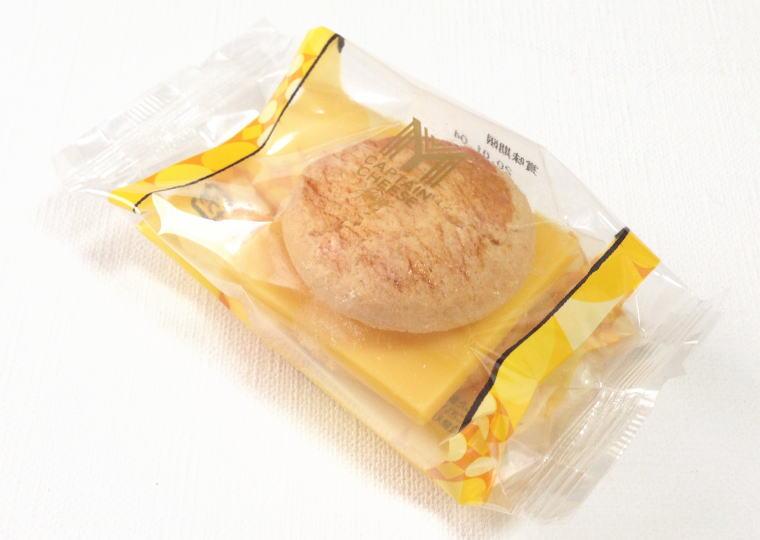 『チーズチョコレートバーガー』個包装