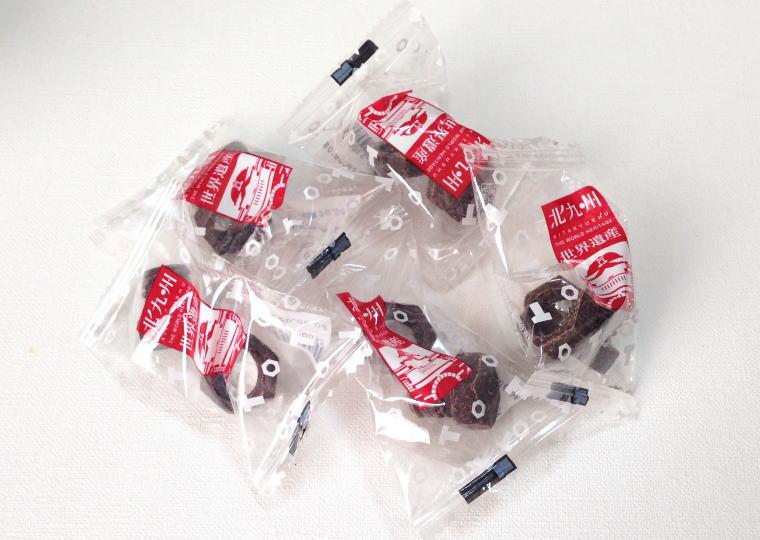 『ネジチョコ』個包装