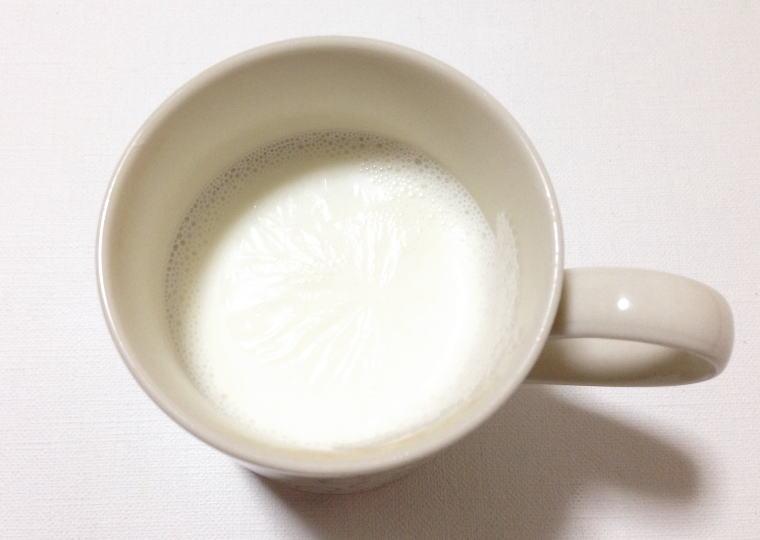 『Baciami!(バーチャミ!)』牛乳用意
